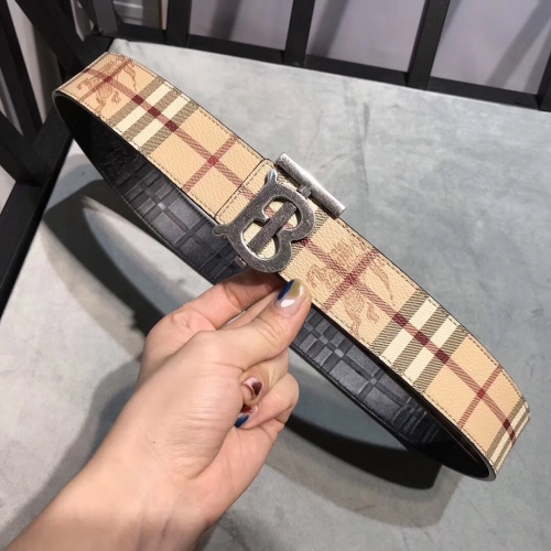 Burberry AAA Quality Belts For Men #499956