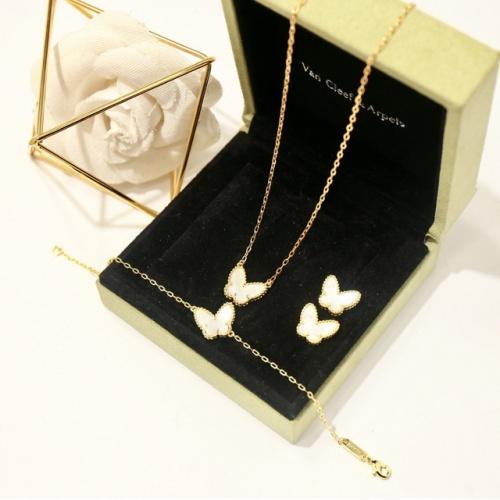 Van Cleef & Arpels Necklaces & Bracelets & Earrings #505447