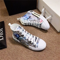 Christian Dior CD High Tops Shoes For Men #496861