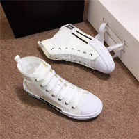 Christian Dior CD High Tops Shoes For Men #496862