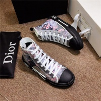 Christian Dior CD High Tops Shoes For Men #496864