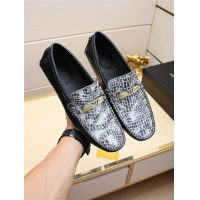 Armani Leather Shoes For Men #497251