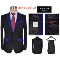 Prada Two-Piece Suits Long Sleeved Polo For Men #497474