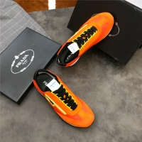 Cheap Prada Casual Shoes For Men #497722 Replica Wholesale [$77.60 USD] [W#497722] on Replica Prada New Shoes