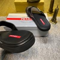 Cheap Prada Fashion Slippers For Men #497726 Replica Wholesale [$50.44 USD] [W#497726] on Replica Prada Slippers