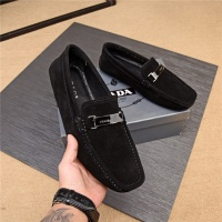 Prada Leather Shoes For Men #497727