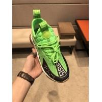 Cheap Versace Casual Shoes For Men #497767 Replica Wholesale [$91.18 USD] [W#497767] on Replica Versace Fashion Shoes