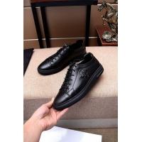 Cheap Versace Casual Shoes For Men #497775 Replica Wholesale [$75.66 USD] [W#497775] on Replica Versace Fashion Shoes