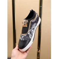 Cheap Versace Casual Shoes For Men #497785 Replica Wholesale [$72.75 USD] [W#497785] on Replica Versace Fashion Shoes