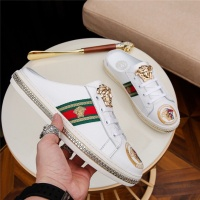 Cheap Versace Fashion Slippers For Men #497793 Replica Wholesale [$72.75 USD] [W#497793] on Replica Versace Slippers