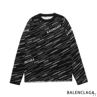 Balenciaga Sweaters For Unisex Long Sleeved O-Neck For Unisex #497903