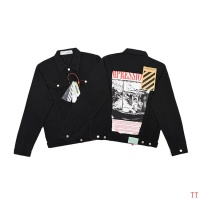 Off-White Jackets Long Sleeved Polo For Men #497973