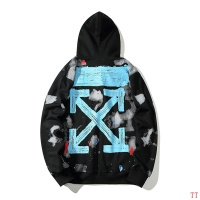 Cheap Off-White Hoodies Long Sleeved Hat For Men #497984 Replica Wholesale [$40.74 USD] [W#497984] on Replica Off-White Hoodies