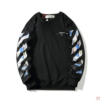 Cheap Off-White Hoodies Long Sleeved O-Neck For Men #497986 Replica Wholesale [$39.77 USD] [W#497986] on Replica Off-White Hoodies