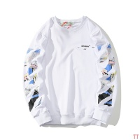 Cheap Off-White Hoodies Long Sleeved O-Neck For Men #497987 Replica Wholesale [$39.77 USD] [W#497987] on Replica Off-White Hoodies