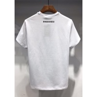 Cheap Dsquared T-Shirts Short Sleeved O-Neck For Men #498004 Replica Wholesale [$23.28 USD] [W#498004] on Replica Dsquared T-Shirts