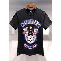 Dsquared T-Shirts Short Sleeved O-Neck For Men #498007