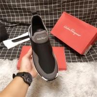 Cheap Salvatore Ferragamo SF Casual Shoes For Men #498074 Replica Wholesale [$72.75 USD] [W#498074] on Replica Ferragamo Shoes