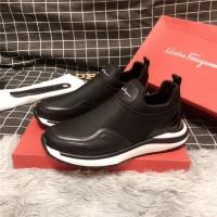 Salvatore Ferragamo SF Casual Shoes For Men #498075