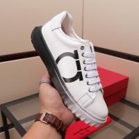 Salvatore Ferragamo SF Casual Shoes For Men #498077
