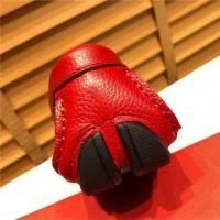 Cheap Salvatore Ferragamo SF Leather Shoes For Men #498080 Replica Wholesale [$77.60 USD] [W#498080] on Replica Ferragamo Leather Shoes