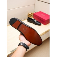 Cheap Salvatore Ferragamo SF Leather Shoes For Men #498117 Replica Wholesale [$66.93 USD] [W#498117] on Replica Ferragamo Leather Shoes