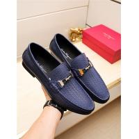 Salvatore Ferragamo SF Leather Shoes For Men #498122