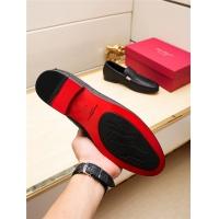 Cheap Salvatore Ferragamo SF Leather Shoes For Men #498126 Replica Wholesale [$66.93 USD] [W#498126] on Replica Ferragamo Leather Shoes