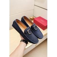 Salvatore Ferragamo SF Leather Shoes For Men #498129