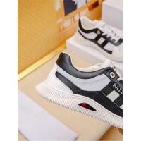 Cheap Bally Casual Shoes For Men #498447 Replica Wholesale [$73.72 USD] [W#498447] on Replica Bally Shoes