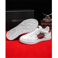 Dolce&Gabbana D&G Shoes For Men #498461