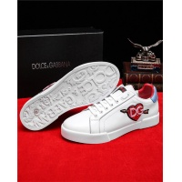 Cheap Dolce&Gabbana D&G Shoes For Women #498468 Replica Wholesale [$77.60 USD] [W#498468] on Replica D&G Casual Shoes