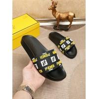 Fendi Fashion Slippers For Men #498475
