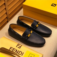 Fendi Leather Shoes For Men #498502