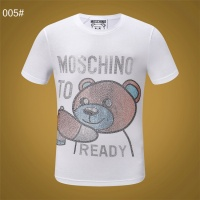 Moschino T-Shirts Short Sleeved O-Neck For Men #498563