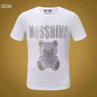 Moschino T-Shirts Short Sleeved O-Neck For Men #498566