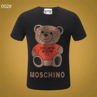 Moschino T-Shirts Short Sleeved O-Neck For Men #498568
