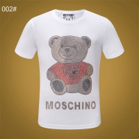 Moschino T-Shirts Short Sleeved O-Neck For Men #498569