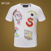 Philipp Plein PP T-Shirts Short Sleeved O-Neck For Men #498582