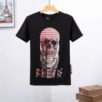 Philipp Plein PP T-Shirts Short Sleeved O-Neck For Men #498601