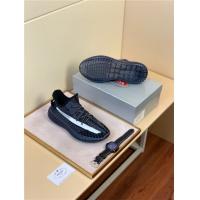 Cheap Prada Casual Shoes For Men #498865 Replica Wholesale [$72.75 USD] [W#498865] on Replica Prada New Shoes