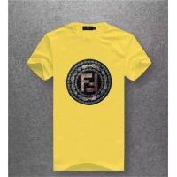 Fendi T-Shirts Short Sleeved O-Neck For Men #498884