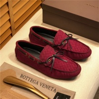 Bottega Veneta BV Leather Shoes For Men #499070