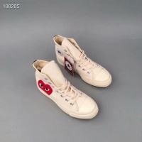 Converse High Tops Leather Shoes For Women #499218