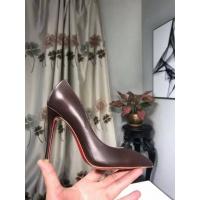 Christian Louboutin CL High-Heeled Shoes For Women #499272