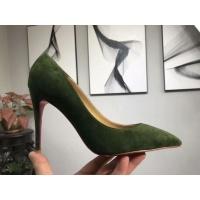 Christian Louboutin CL High-Heeled Shoes For Women #499294