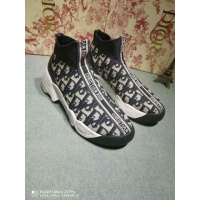 Christian Dior CD High Tops Shoes For Women #499416