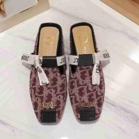 Christian Dior CD Slippers For Women #499420