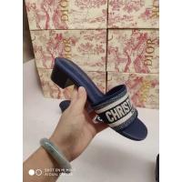 Christian Dior CD Slippers For Women #499427