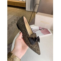 Jimmy Choo Flat Shoes For Women #499482